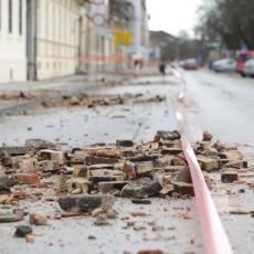 BANIJA SE PONOVO ZATRESLA: Zemljotres opet pogodio područje kraj Siska