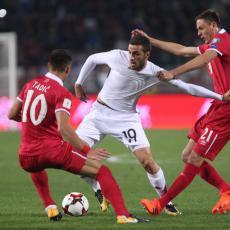 BARAŽ ZA SP: Srbija dobila NAJNEPOŽELJNIJEG MOGUĆEG potencijalnog rivala (FOTO)