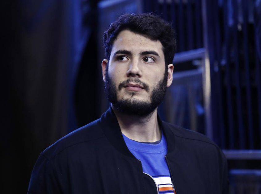 BARSA JOŠ JAČA: Aleks Abrines se vratio iz NBA u Barselonu (VIDEO)