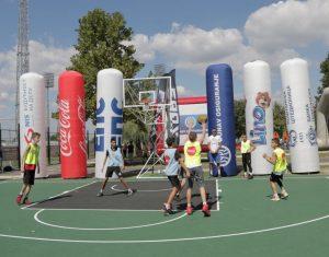 BASKET ISPOD PIRAMIDE U BOSNI: NBA zvezde uveličavaju događaj!