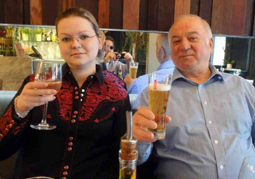 BBC MENJA PLOČU: Skripalj i ćerka otrovani agensom u tečnom stanju, a ne gasom