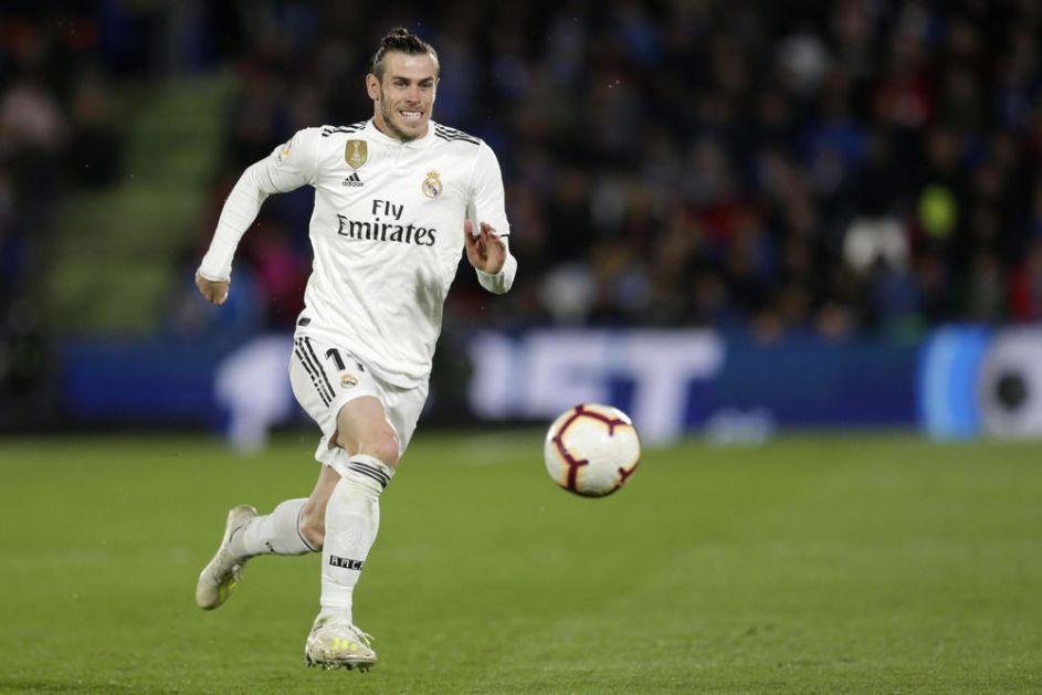 BEJL IMA PSIHIČKE PROBLEME: Velšanin napustio ekipu Real Madrida