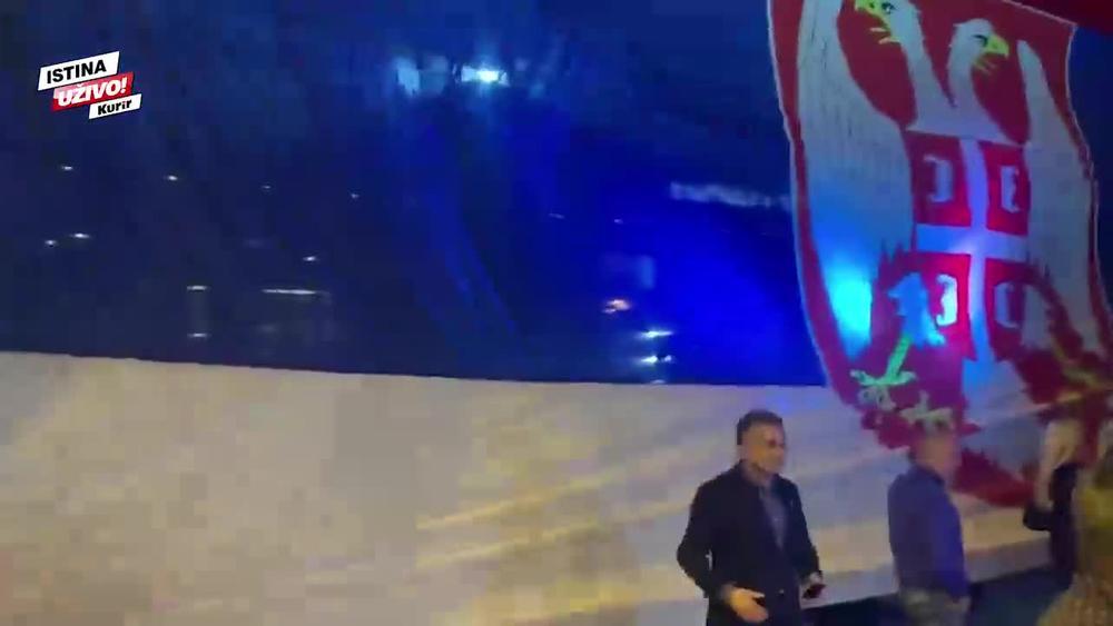 BEOGRAD GORI! VATROMET ZA NOVAKA: Pogledajte veličanstven doček za Đoković od strane porodice i prijatelja! KURIR TV