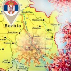 BEOGRAD I DALJE NAJVEĆE ŽARIŠTE VIRUSA! Prestonica Srbije jedina TROCIFRENA, pogledajte presek po ostalim gradovima!
