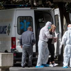 BEOGRAD NA UDARU KORONE: Polovina svih zaraženih u Srbiji iz glavnog grada!