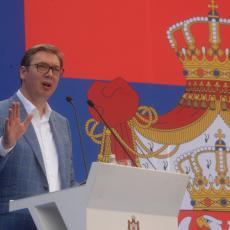BESNI I BESTIDNI zbog Vučićevog USPEHA prete njegovoj PORODICI! Bečić NAJOŠTRIJE OSUDIO stravične PRETNJE opozicije