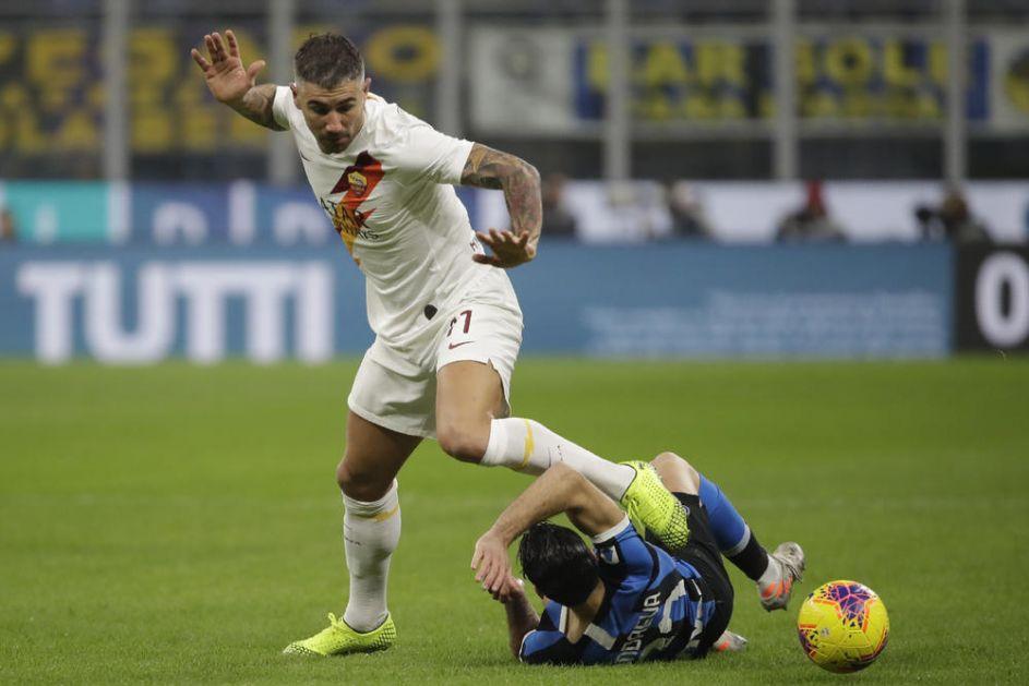 BEZ GOLOVA U MILANU: Inter stvarao šanse, Roma se odbranila i osvojila bod