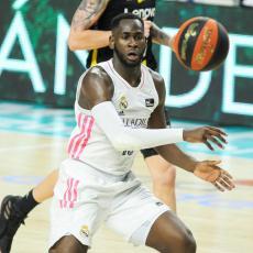BEZ KONKURENCIJE: Garuba najbolji mladi igrač Evrolige
