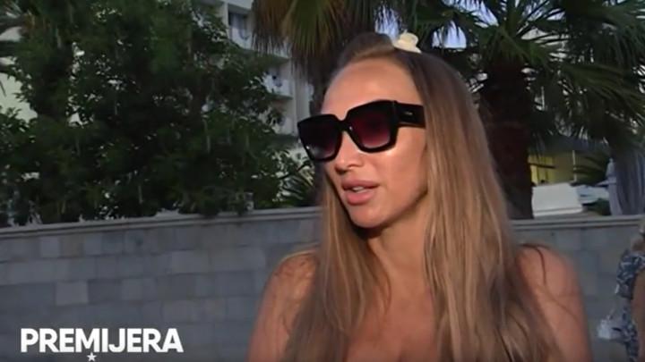 BEZ MUŽA NA MORU! Goga Sekulić priznala da će nedeljama boraviti u Crnoj Gori, pa OTKRILA ZBOG ČEGA NJEN SUPRUG NEĆE BITI PRISUTAN! (VIDEO)