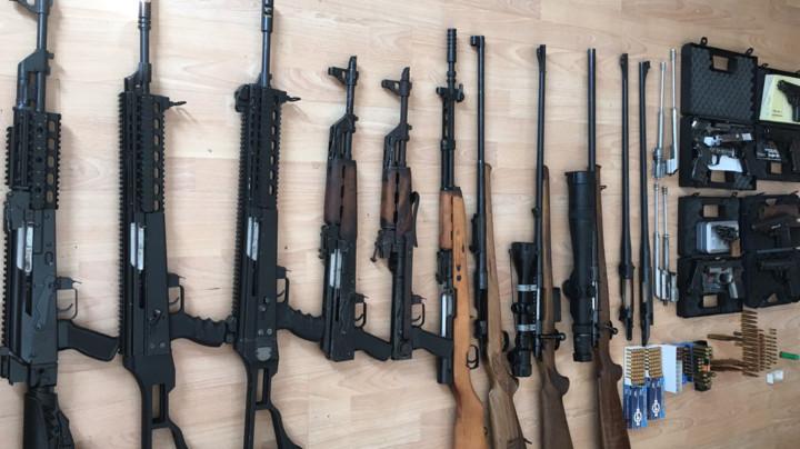 BIA u kući Albanca u opštini Preševo pronašla oružje
