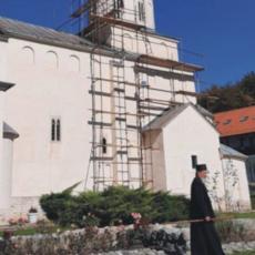 BIĆE IMPRESIVNO: Radovi u okviru kompleksa manastira Mileševa u završnoj fazi