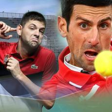 BIĆE PAKLENO TEŠKO: Srbija dobila rivale u Dejvis kupu