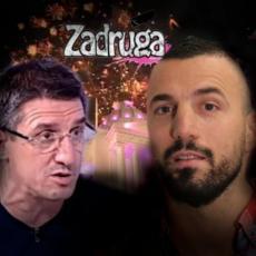 BIĆE PROBLEMA KAD VLADIMIR ČUJE! Kristijan se PODSMEVAO rijaliti rivalu: Tomović je NULA OD ČOVEKA!