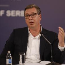 BIĆEMO PRVI U EVROPI, BEZ NEGATIVNOG RASTA: Vučić najavio sjajne vesti za Srbiju