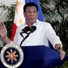 BIĆU PRVI NA KOME ĆE BITI IZVRŠENO TESTIRANJE Duterte odgovorio na američke prozivke na račun RUSKE VAKCINE