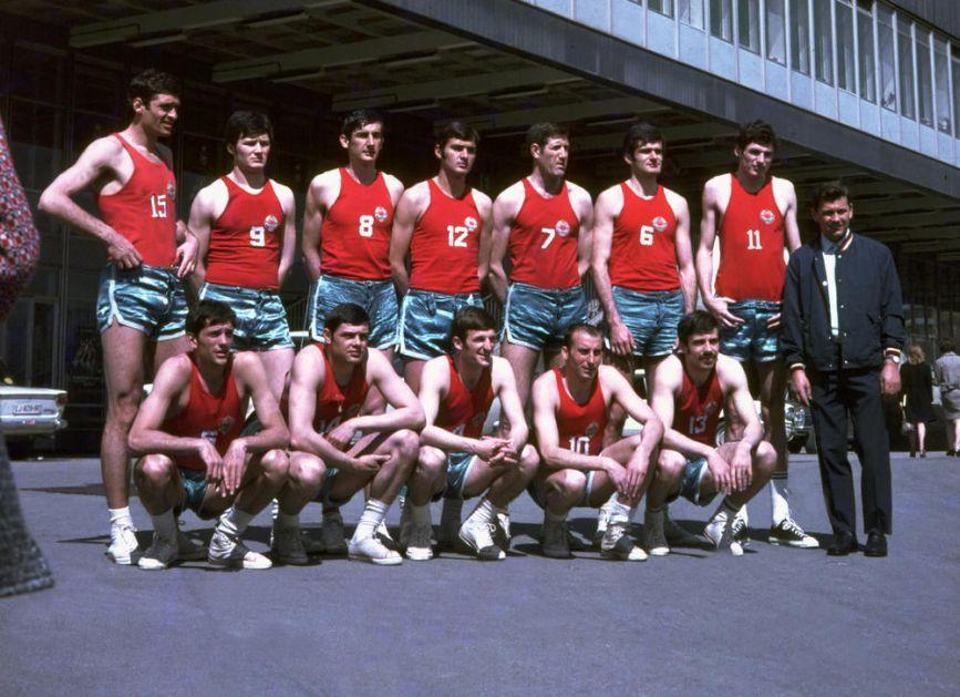 BILI SMO PRVACI SVETA: Pre pola veka Jugoslavija je uzela prvo zlato, a medalju je obeležila tragedija (VIDEO)