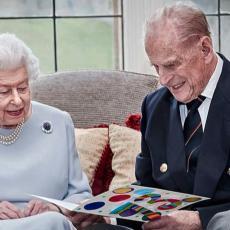 BILI SU ZAJEDNO PRREKO 70 GODINA: Prvo oglašavanje kraljice Elizabete nakon SMRTI supruga princa Filipa