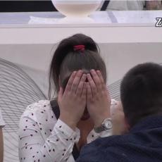 BILO MI JE ŽAO NJE... Danijel progovorio o VEZI sa Miljanom, ona se od MUKE uhvatila za glavu!