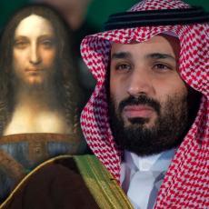BIN SALMAN NE SPAVA MIRNO ZBOG SPASITELJA SVETA Da Vinčijeva slika zadaje glavobolju saudijskom princu