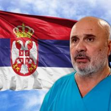 BIO NAM JE IDOL I VODILJA, IZGUBILI SMO SVETIONIK Obeležena prva godišnjica smrti velikog dr Miodraga Lazića