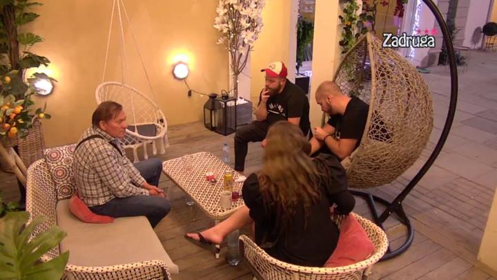 BIO SAM U DERVENTI! Miloš Bojanić šokirao priznanjem, Miljana želela iz KOŽE DA IZAĐE! (VIDEO)