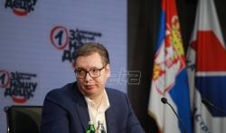 BIRODI: Vučić na nacionalnim frekvencijama pozitivno predstavljen skoro 83 odsto vremena