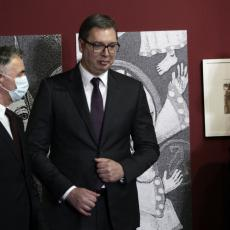 BITI SRBIN U NDH ZNAČILO JE - BITI SUVIŠAN! Vučić istakao da je to opomena koliko je malo potrebno za zlo i mrak