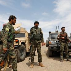 BITKA DO ZADNJEG U POSLEDNJEM UPORIŠTU DŽIHADISTA! SDF završava operaciju u Baguzu, zarobljeni teroristi (VIDEO)