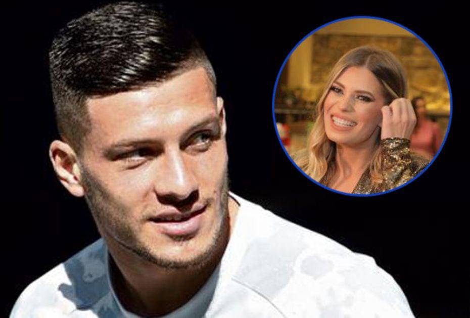 BIVŠA JOVIĆEVA DEVOJKA TRUDNA SA FUDBALEROM: Nije popularan kao Luka, ali mu je otac zato proslavljeni srpski sportista!