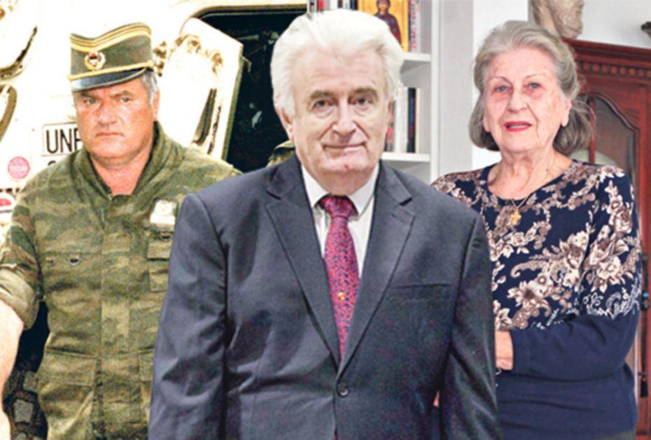 BIVŠA PREDSEDNICA REPUBLIKE SRPSKE OTKRIVA: Ratku Mladiću za odbranu Krajine falilo 6 miliona dolara!
