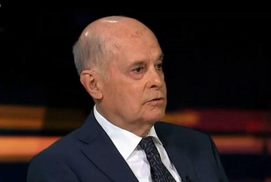 BIVŠI ŠEF DIPLOMATIJE ZA KURIR: Dodik je za mir, nije on kao Alija i Franjo!