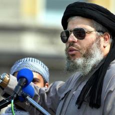 BIVŠI ŠEF OBAVEŠTAJACA UPOZORIO NA STRAŠNE POSLEDICE: Abu Hamza želi po svaku cenu da se vrati u Britaniju