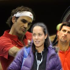 BIVŠI TRENER ANE IVANOVIĆ: Federer šampion Vimbldona? Apsolutno! Najavljuje SPEKTAKL
