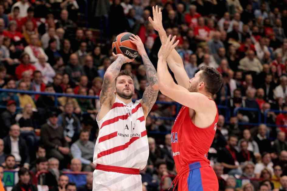 BLISTAVO VEČE SRBA: Micov rešetao, ali CSKA pobedio! Micić sa Efesom slavio posle drame na Kanarima