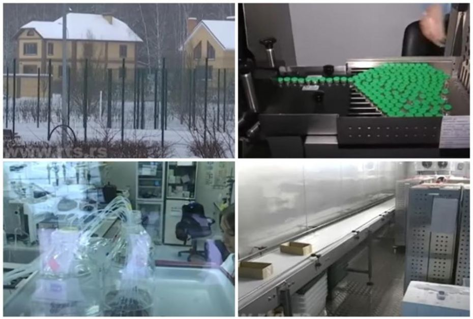 BLIZU MOSKVE 150 NAUČNIKA ŽIVI SA PORODICAMA: Pogledajte kako se pravi i čuva ruska vakcina Sputnjik (VIDEO)