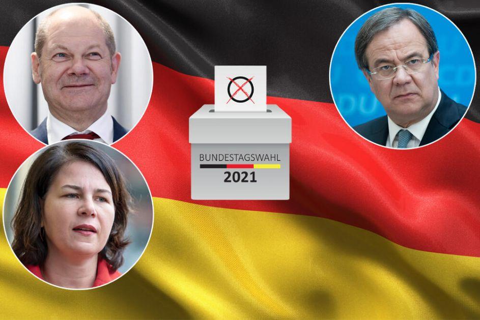 BLOG UŽIVO DAN D ZA NEMAČKU: Socijaldemokrate povećale prednost Merkelin okrug glasao za SPD, kobna greška CDU