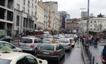 BLOKADA BEOGRADA, DAN 4: Okončan protest taksista