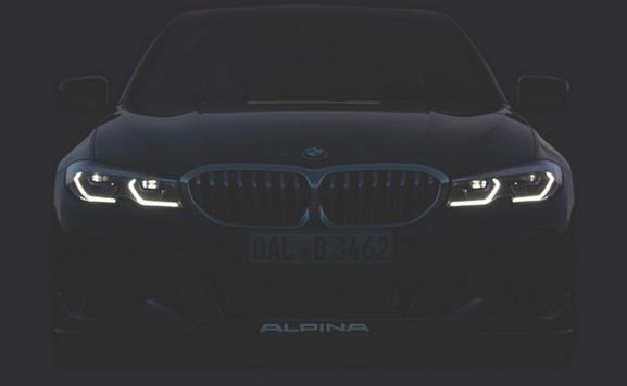 BMW Alpina B3 Touring na sajmu u Frankfurtu