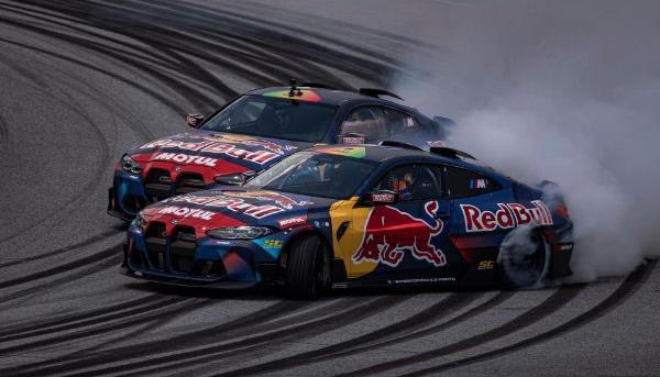 BMW M i Red Bull predstavljaju brutalne drift mašine sa 1050KS