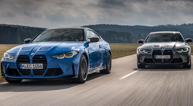 BMW M3 i M4 sa xDrive pogonom