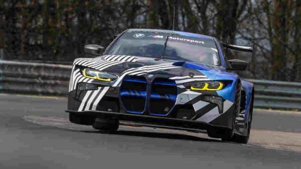 "BMW M4 GT3 prvi put testiran na ""Zelenom paklu"""