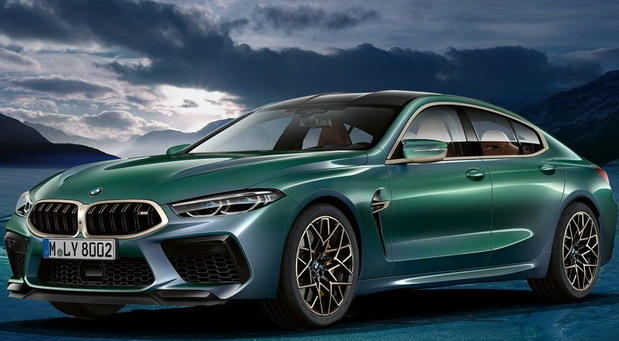 BMW M8 Gran Coupe First Edition