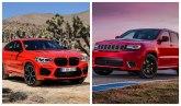 BMW X4 M ili Jeep Grand Cherokee Trackhawk? VIDEO