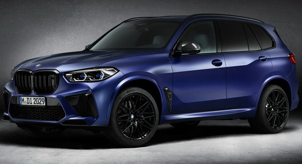 BMW X5 M Competition i X6 M Competition First Edition