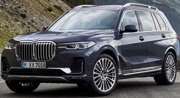 BMW X7 i zvanično