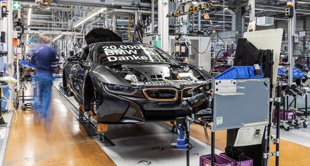 BMW i8 odlazi u penziju u aprilu, do sada prodato 20.000 vozila