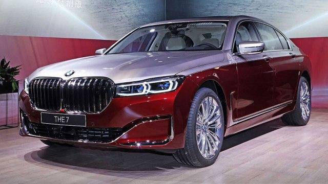 BMW kao Maybach: Stiže dvobojna luksuzna Serija 7 FOTO