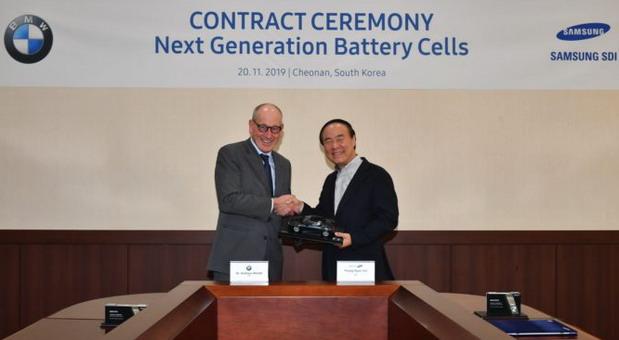 BMW naručio baterijske ćelije vredne 10 milijadri evra
