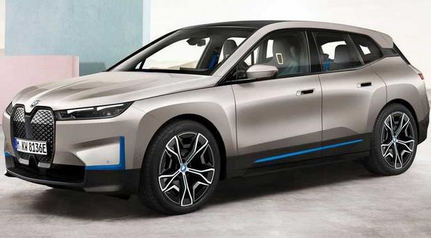 BMW planira da u 2021. udvostruči prodaju električnih vozila