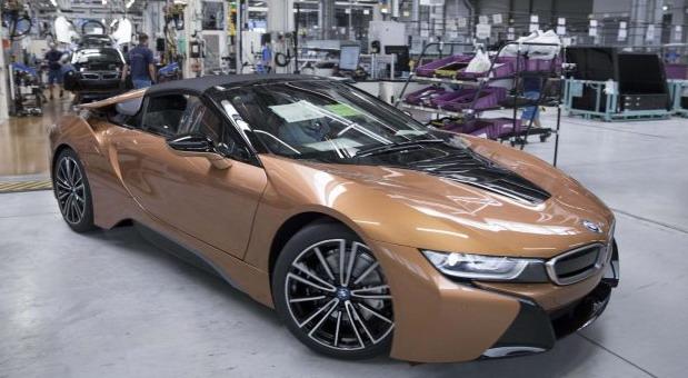BMW planira specijalne verzije i8 Roadstera